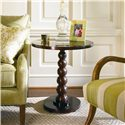 Century New Traditional Chairside Table - Item Number: 779-625