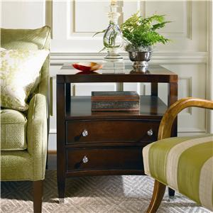 Century New Traditional Accent Table