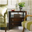 Century New Traditional Accent Table - Item Number: 779-631