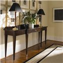 Century New Traditional Console Table - Item Number: 779-721