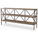 Century Nob Hill - Details Occasional Console Table - Item Number: CSA-104-7