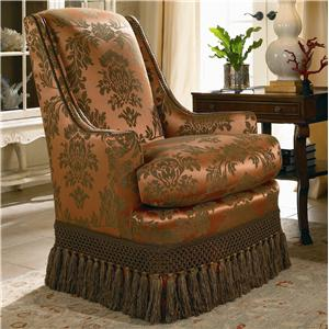 Century Signature Upholstered Accents High Back Upholstered Chair