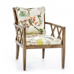 Century Studio Essentials Upholstery Rex Chair