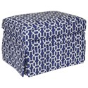 Century Studio Essentials Upholstery Dover Ottoman - Item Number: ESN108-12-30271L58