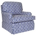 Century Studio Essentials Upholstery Dover Chair - Item Number: ESN108-6-30271L58