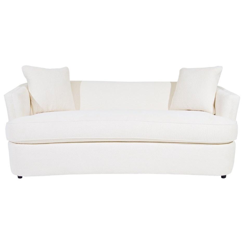 Century Studio Essentials Georgia III Sofa - Item Number: ESN180-2 71417L15
