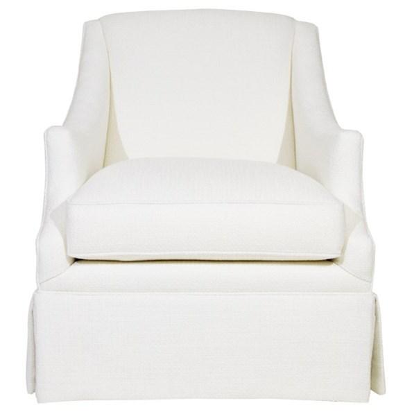 Century Studio Essentials Enzo Chair - Item Number: ESN191-6SK 71519L11