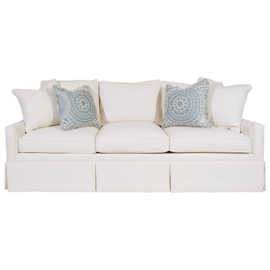 Century Studio Essentials Leonardo III Sofa - Item Number: ESN202-2 71420L12