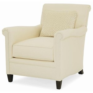 Century Studio Essentials Upholstery Bourne Chair