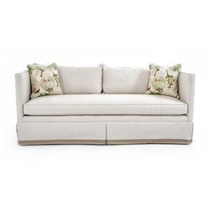 Rene Skirted Sofa