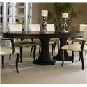 Century Tribeca  Double Pedestal Dining Table - Item Number: 339-303