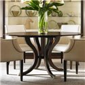 Century Tribeca  Round Dining Table - Item Number: 339-306