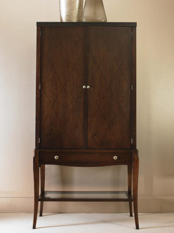 Tribeca  Bar Cabinet by Century at Baer's Furniture