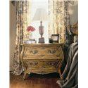 Century Coeur De France Martel Commode Bedside Table