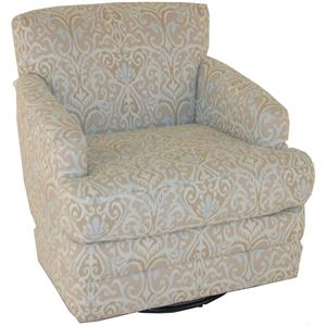 Transitional Swivel Rocker