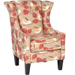 Chairs America Accent Chairs and Ottomans Wing Chair
