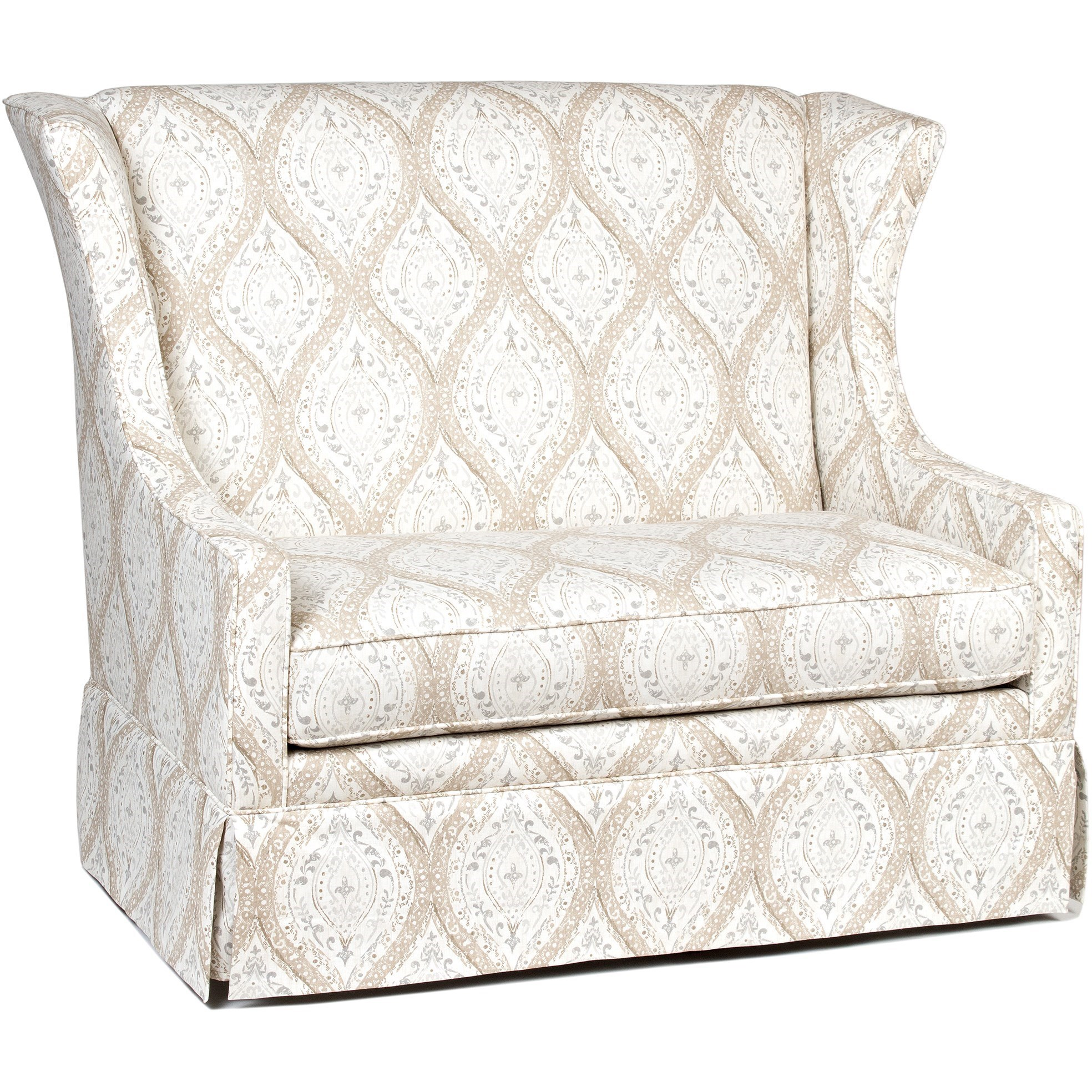 Chairs America Accent Chairs and Ottomans Traditional Gliding