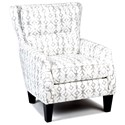 Chairs America Accent Chairs and Ottomans Wing Chair - Item Number: 1631TE