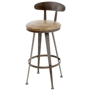 Aries Swivel Bar Stool