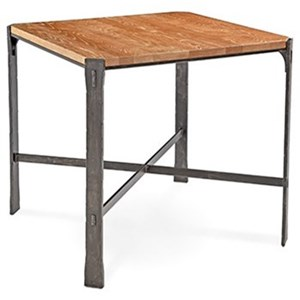 Woodland Square Counter Height Table