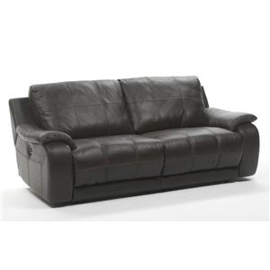 Chateau D Ax C82e Leather Motion Sofa With Dual Recline