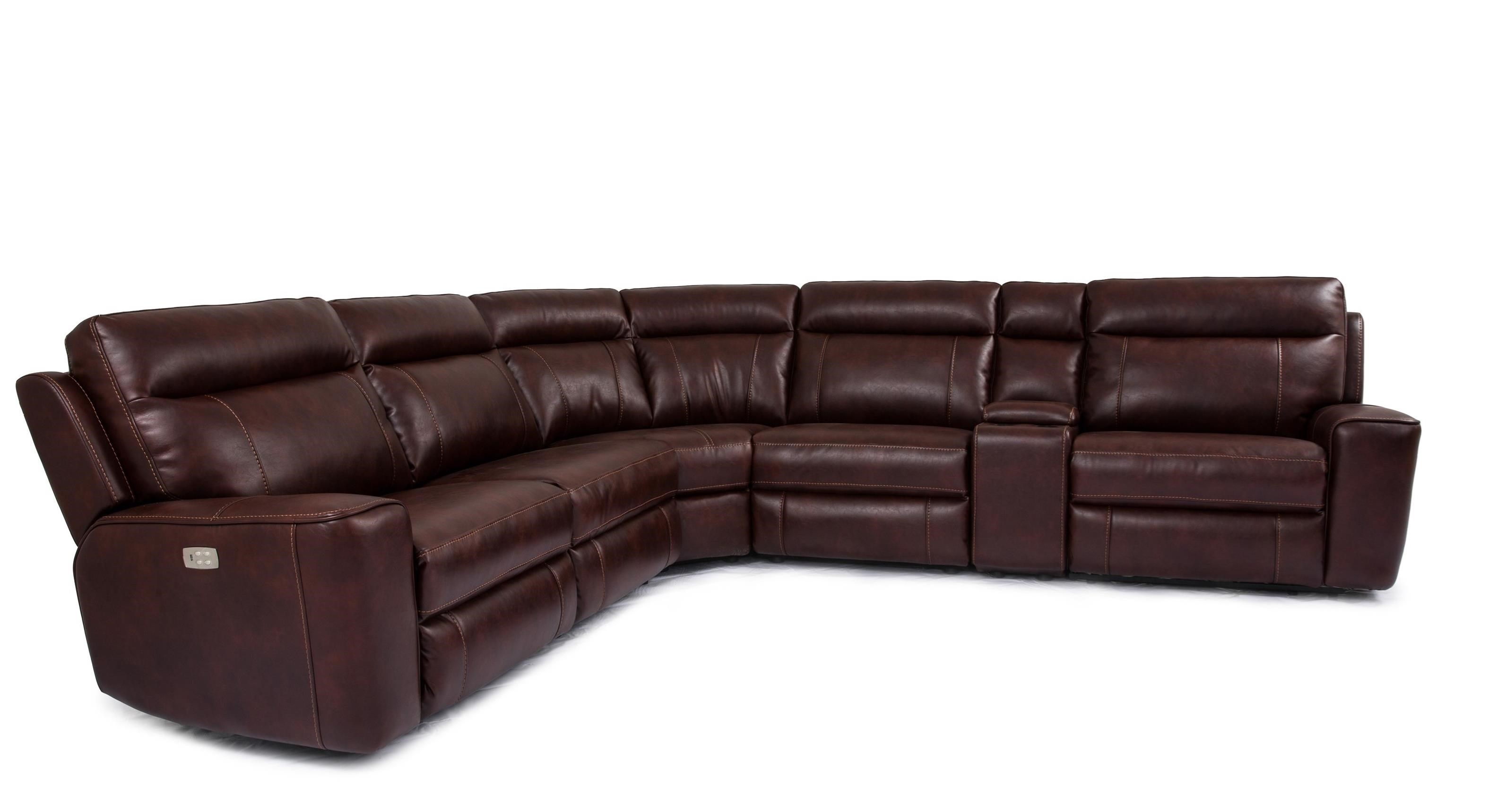 5192 6-Piece Power Reclining Sectional by Cheers at Lagniappe Home Store