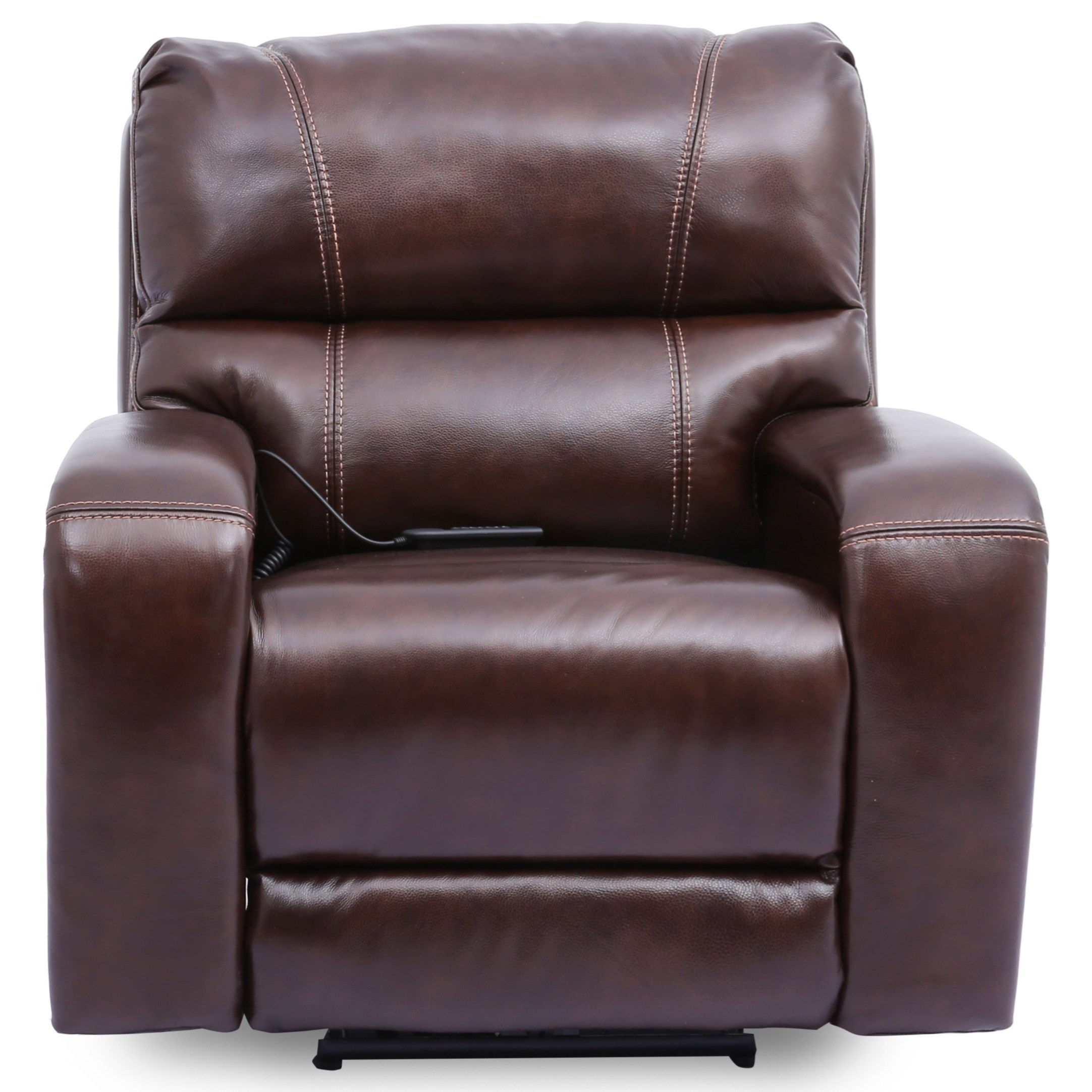 5572 Power Headrest Recliner by Cheers at Lagniappe Home Store