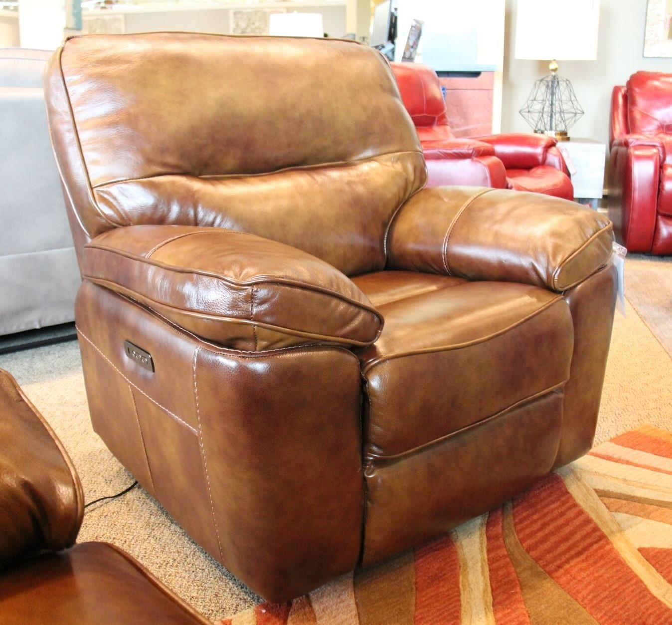 Power Recliner with Power Headrests