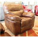 Cheers Montreal Power Recliner with Power Headrests - Item Number: 5888-L1-1EH-4035