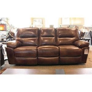 Dual Power Reclining Sofa with Power Headres