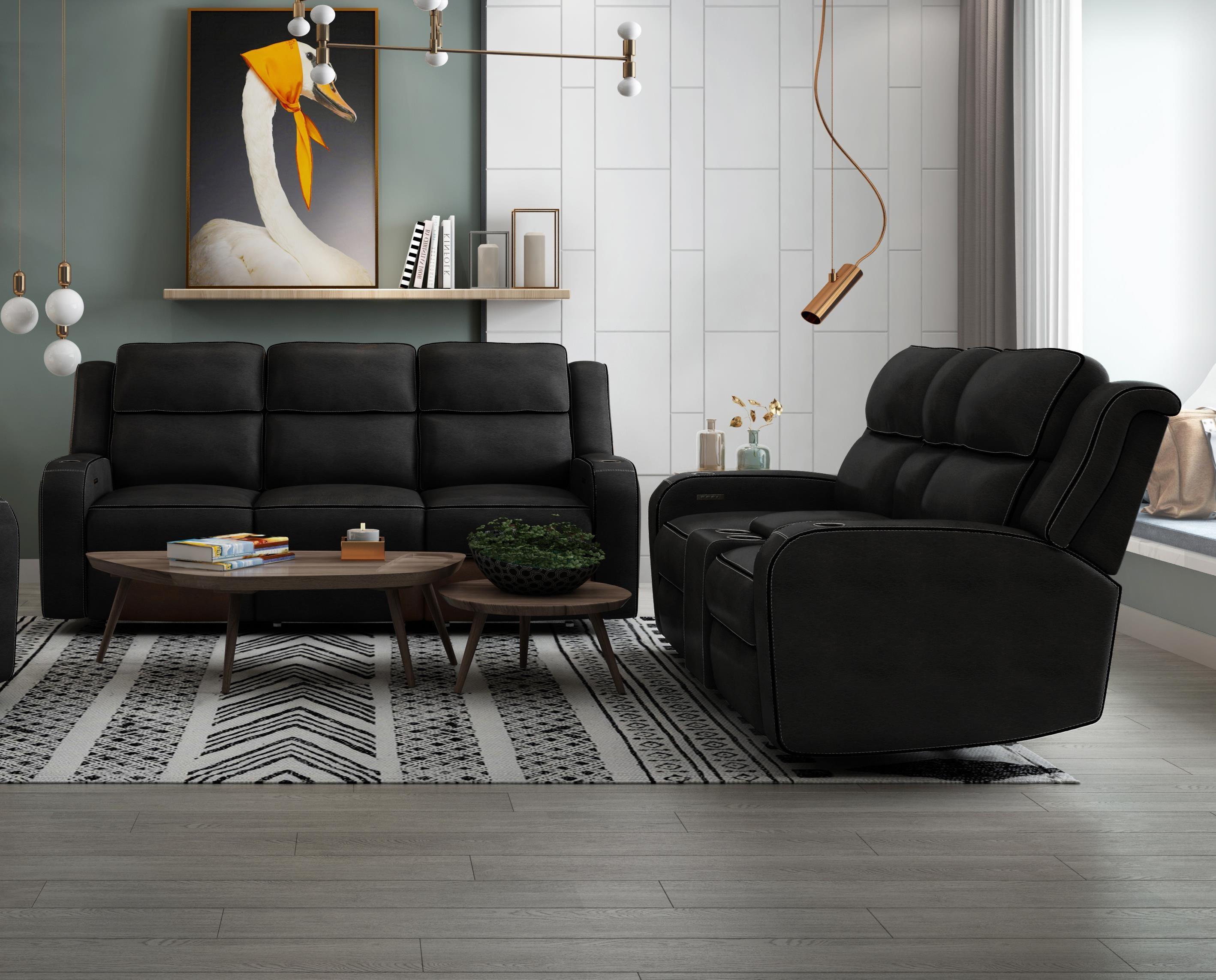 2 PC Power Living Room Set