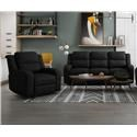 Cheers 70086 2 PC Power Reclining Living Room Set - Item Number: 813370866