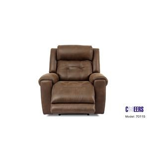 Power Recliner with Power Headrest and USB Charging