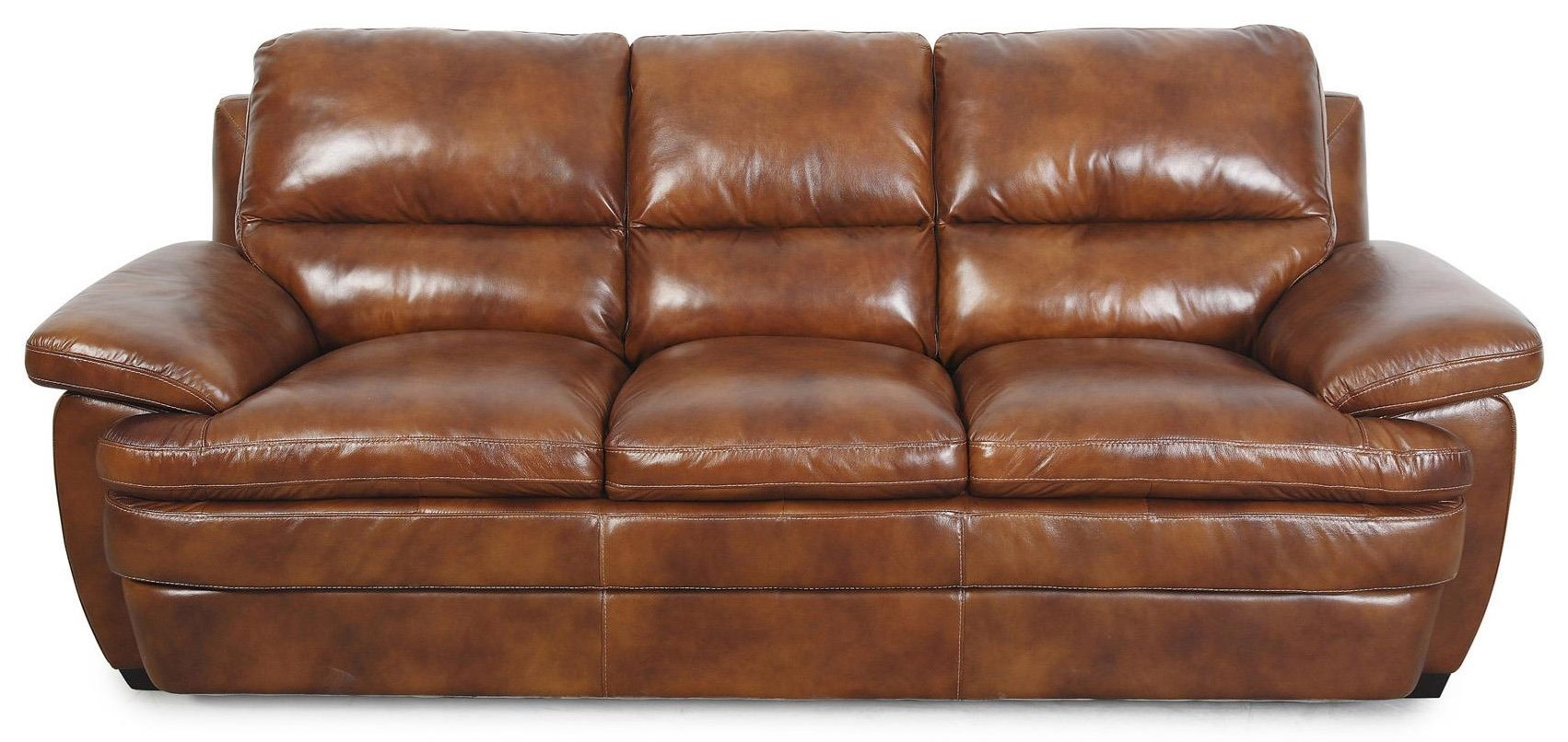 8335 Leather Sofa by Cheers at Westrich Furniture & Appliances