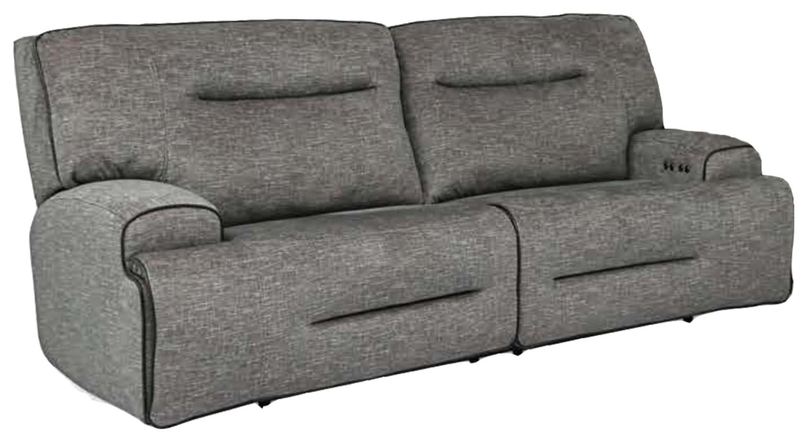 90016 Power Reclining Sofa with Power Headrest by Cheers at Beck's Furniture