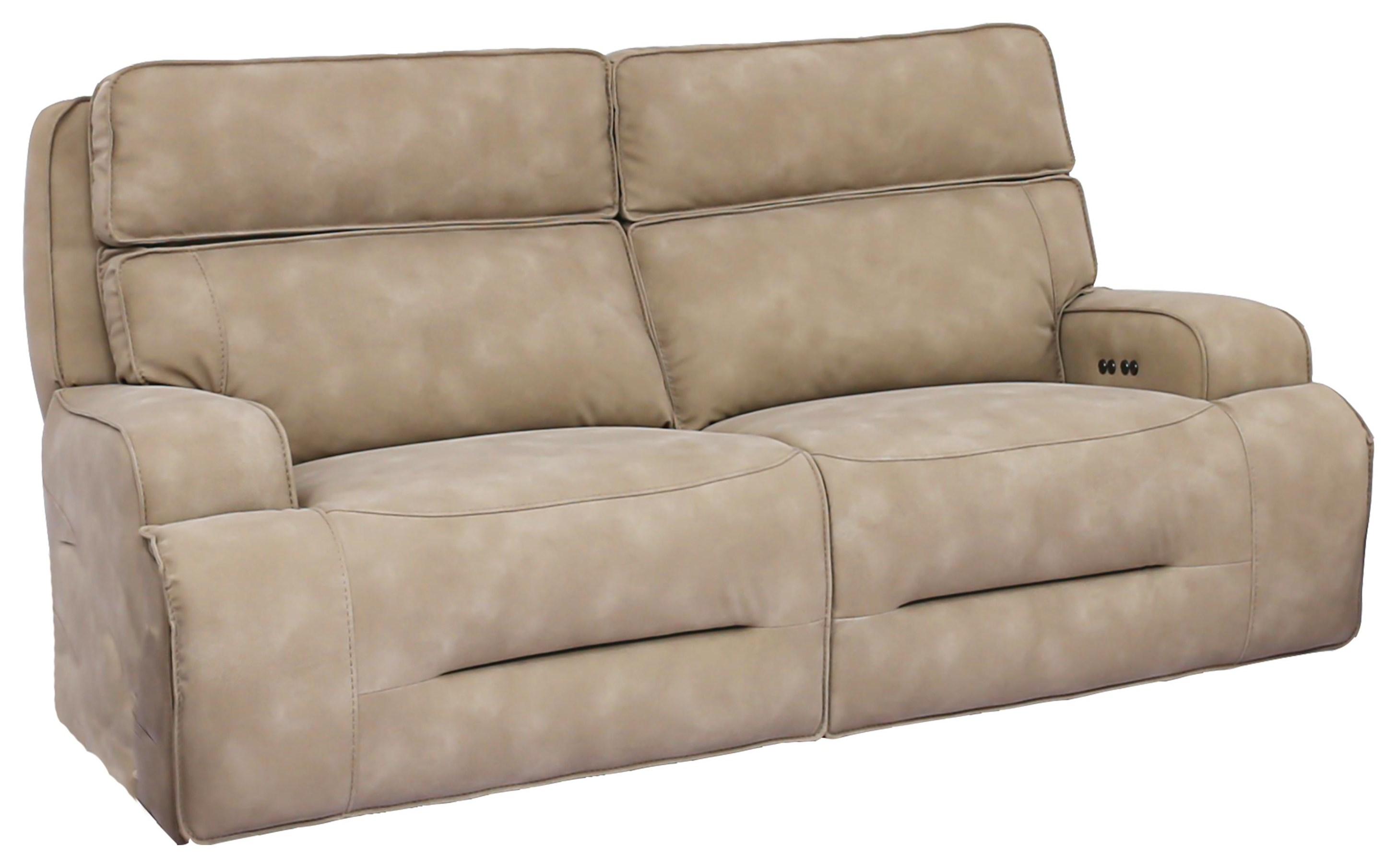 90029 Power Reclining Sofa with Power Headrest by Cheers at Beck's Furniture