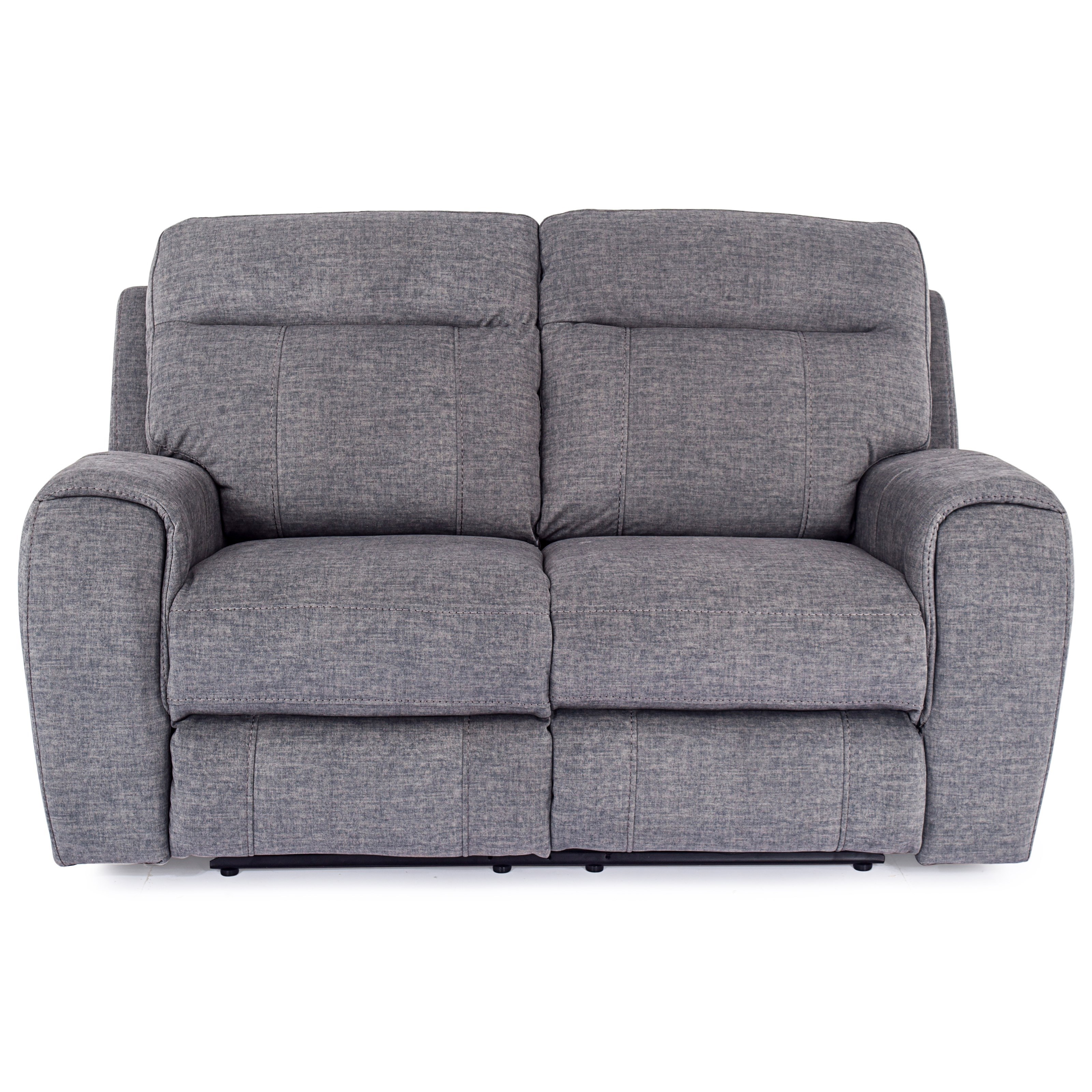 9868 Power Reclining Loveseat w/ Power Headrests at Pilgrim Furniture City