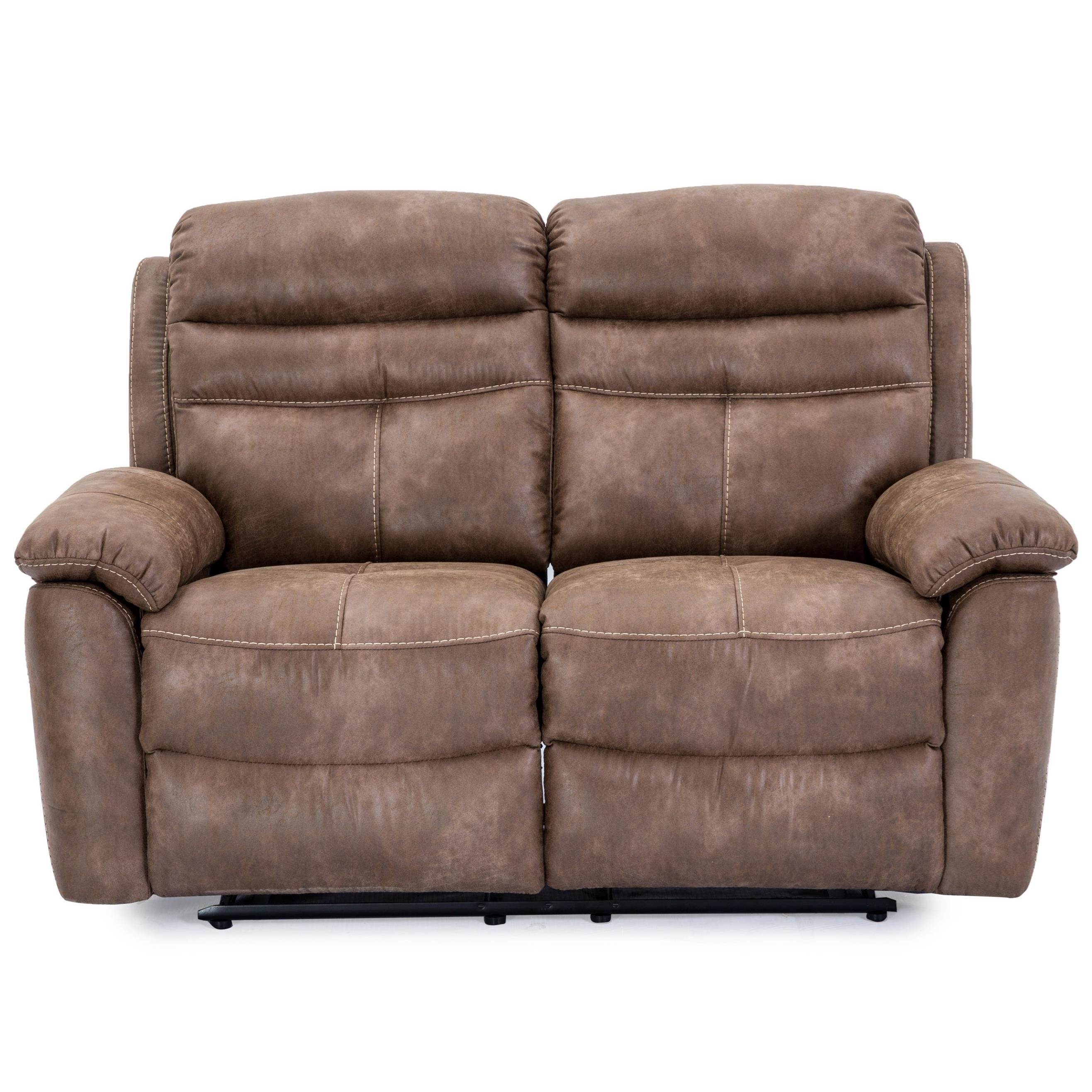 Wallhugger Dual Reclining Loveseat