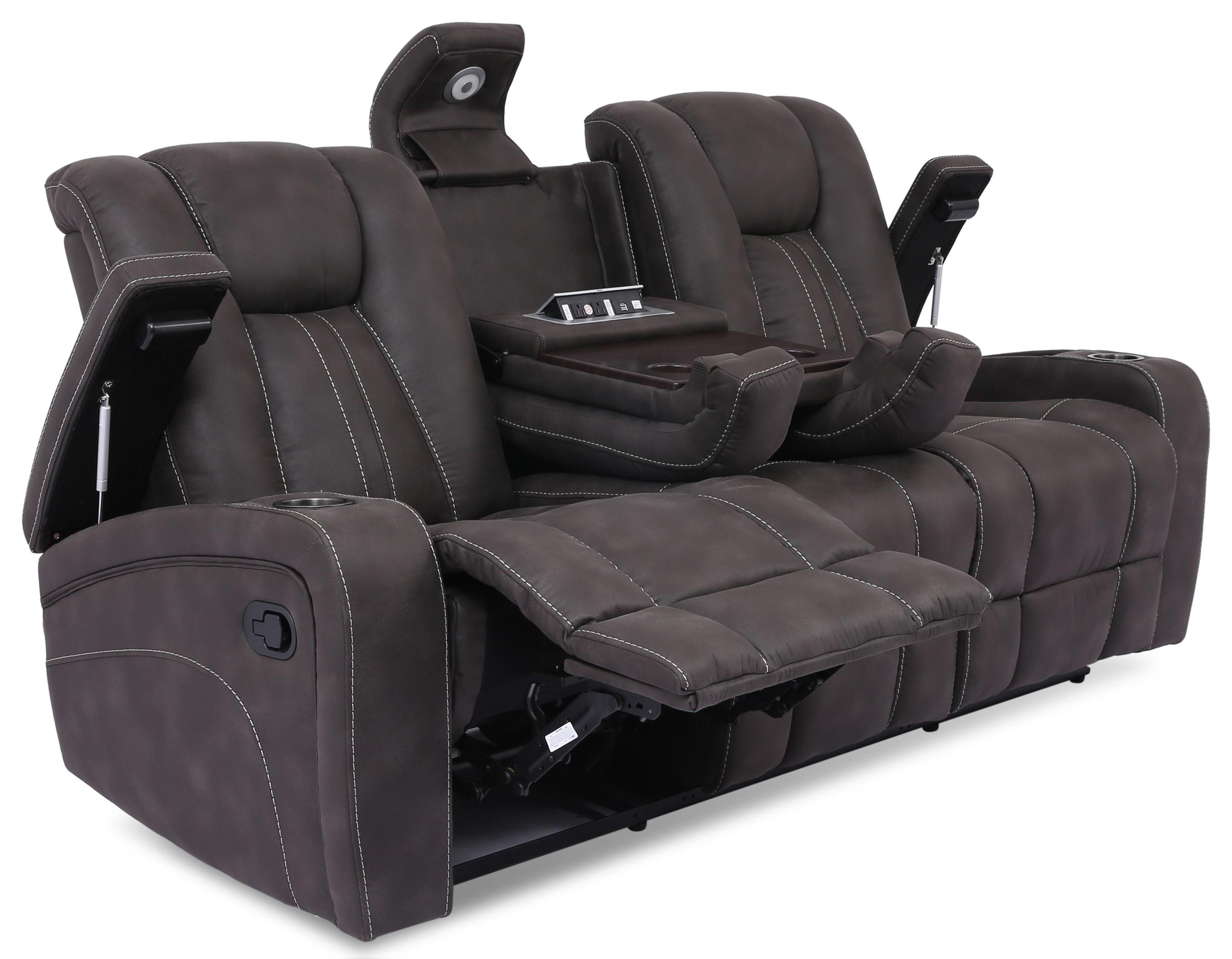 9990M Dual Reclining Sofa by Cheers at Furniture Fair - North Carolina