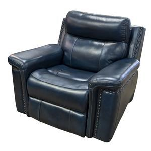 Baxter Leather Power Recliner