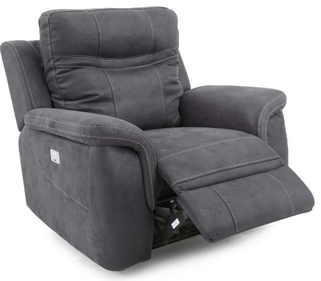 Buckley Power Recliner with Power Headrest