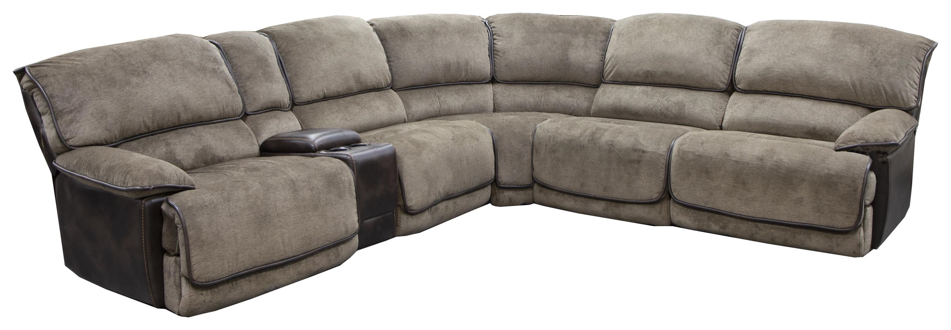 Clyde Clyde Power Sectional Sofa at Morris Home
