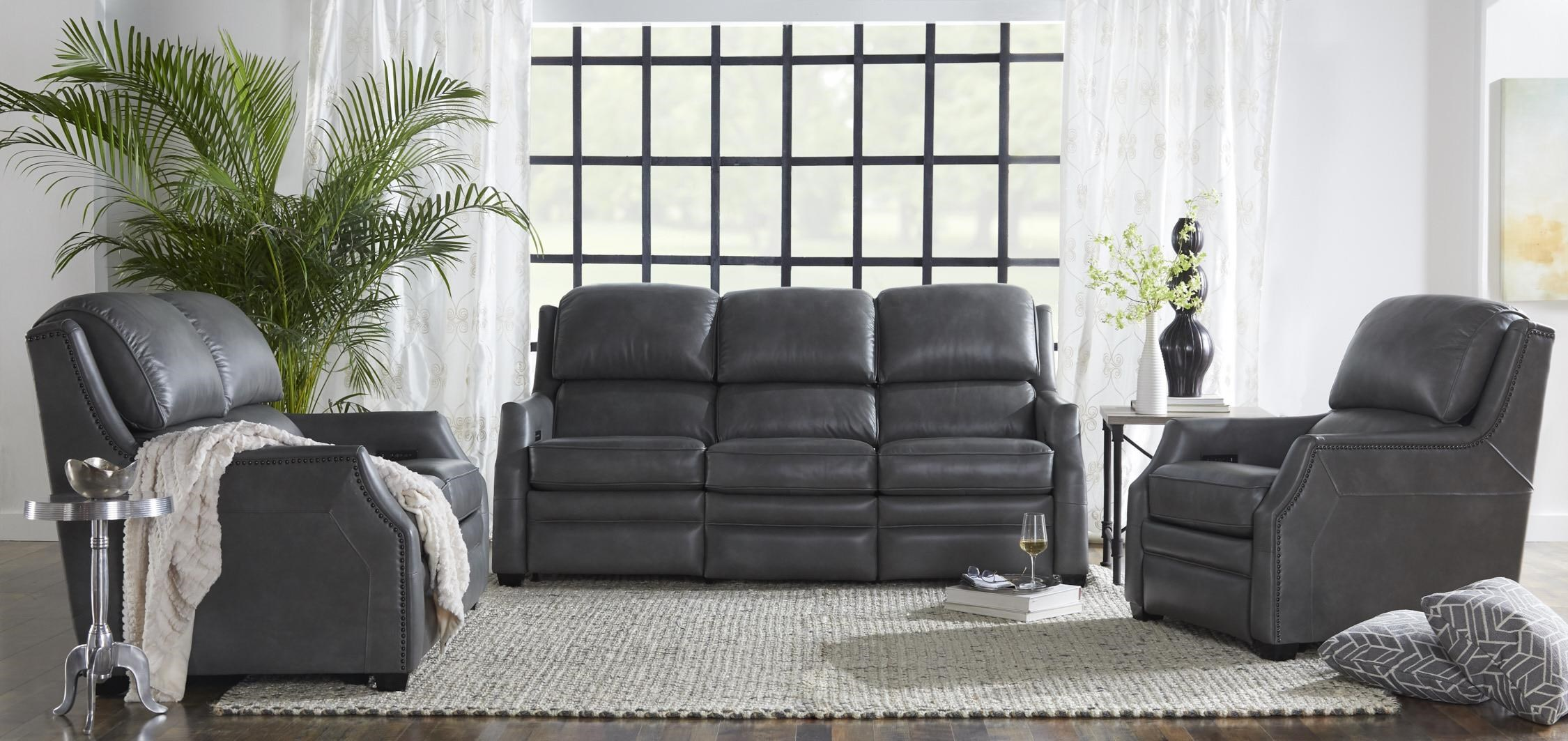 Dual Dual Power Loveseat by Cheers at Stoney Creek Furniture