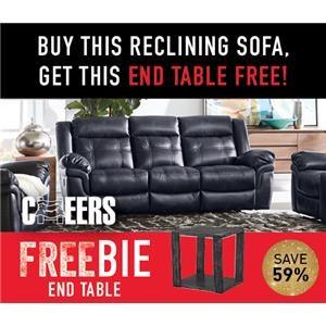 Harkin Sofa with FREEBIE!