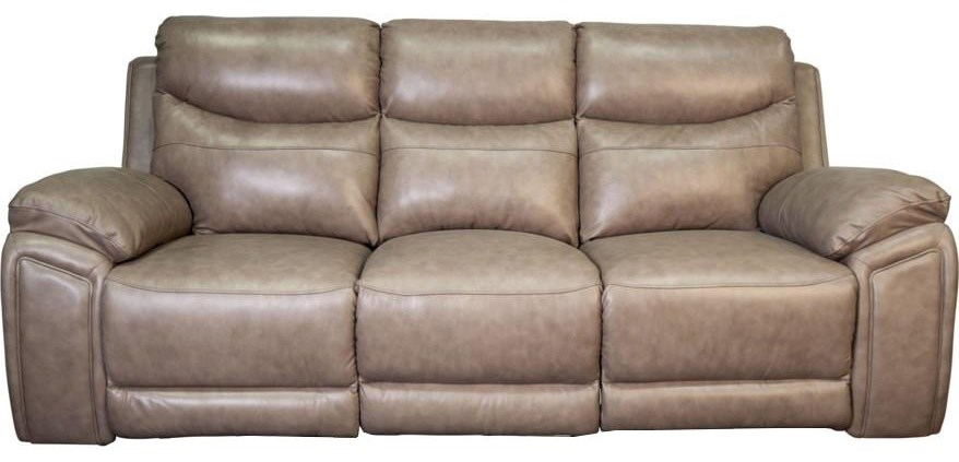Jarvis Power Leather Match Sofa