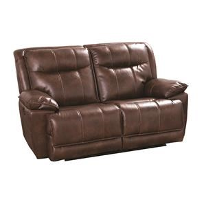 Superbe Power Reclining Loveseat From The Jeff Foxworthy Collection