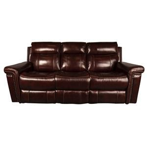 Morris Home Mckenzie Mckenzie Power Lay Flat Sofa