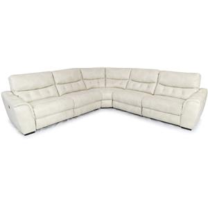 Cheers Sofa 1005 Contemporary Power Reclining Sectional