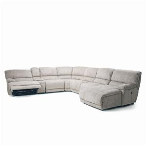 Cheers Sofa Choices II Choices II Modular Reclining Sectional