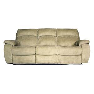 Cheers Sofa Cheers Reclining Sofas Microfiber Dual Reclining Sofa
